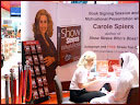 Book Signing, Virgin Megastores, Dubai.  February 2012